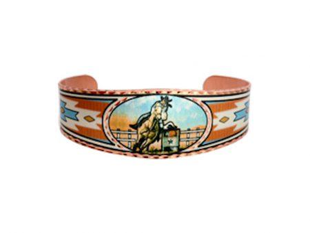 Barrel Racer Bracelet