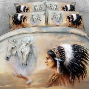 Bedding Set - Indian Spirit