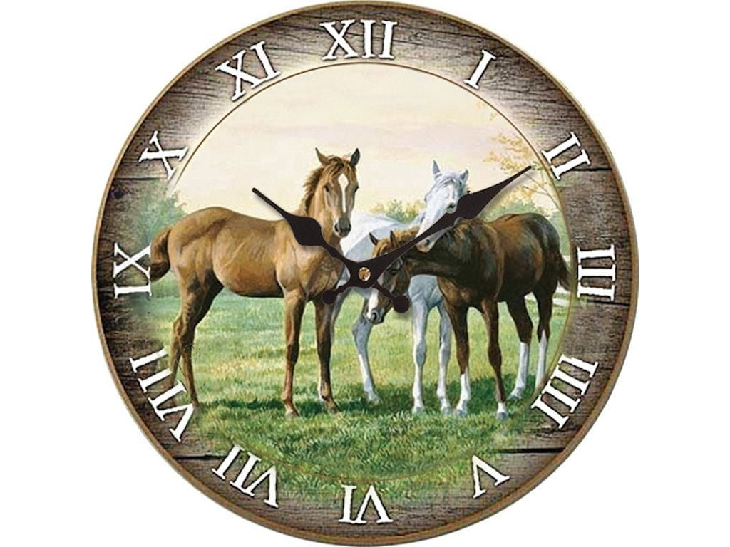 Clock - Time for the Yearlings