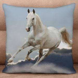 Cushion Cover - A Gallop across the Clouds