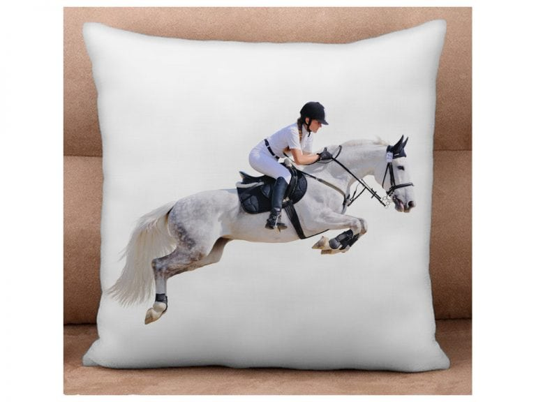 Cushion Cover - Show Jumper's Pride