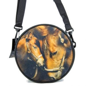 Circular Multi-Purpose Mare and Foal Knapsack