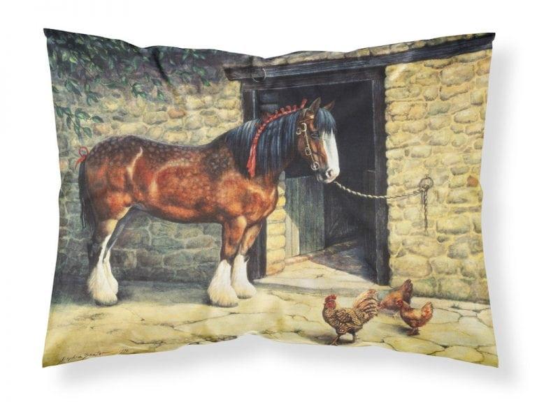 Standard Pillowcase - Heavy Horse