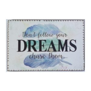 Inspirational Magnet - Dreams
