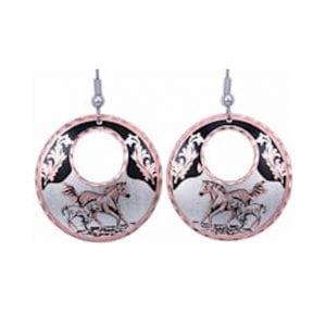 Mare & Foal Earrings