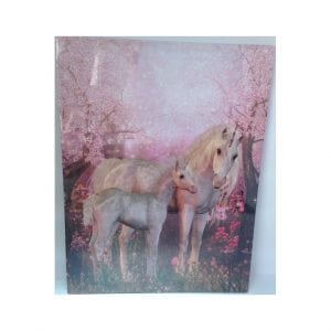 Unicorn Foal & Mare Canvas