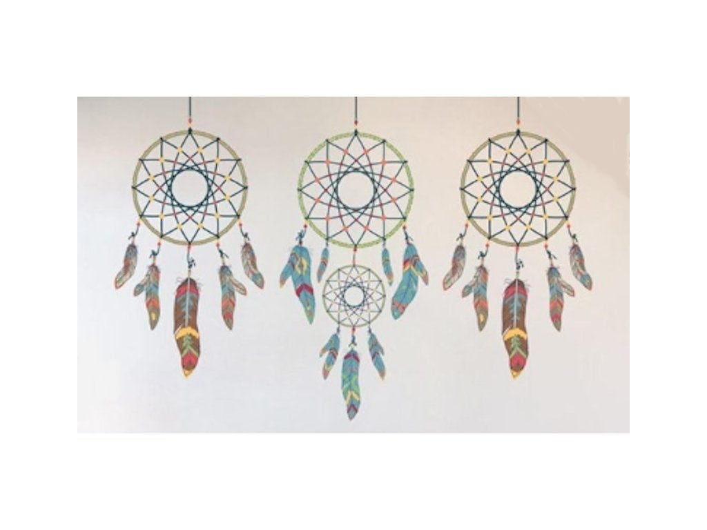Dream Catcher Removable Wall Sticker
