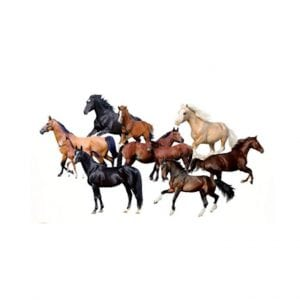 Horse Removable Wall Stickers