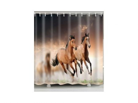 Shower Curtain - The Bays