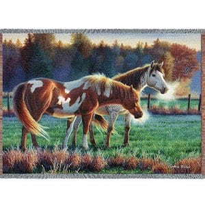 Tapestry Blanket - Pasture Buddies