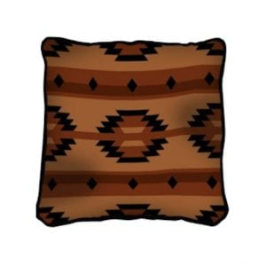 Tapestry Cushion Cover - Adobe Tan