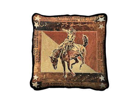Tapestry Cushion Cover - Bust Over The Moon