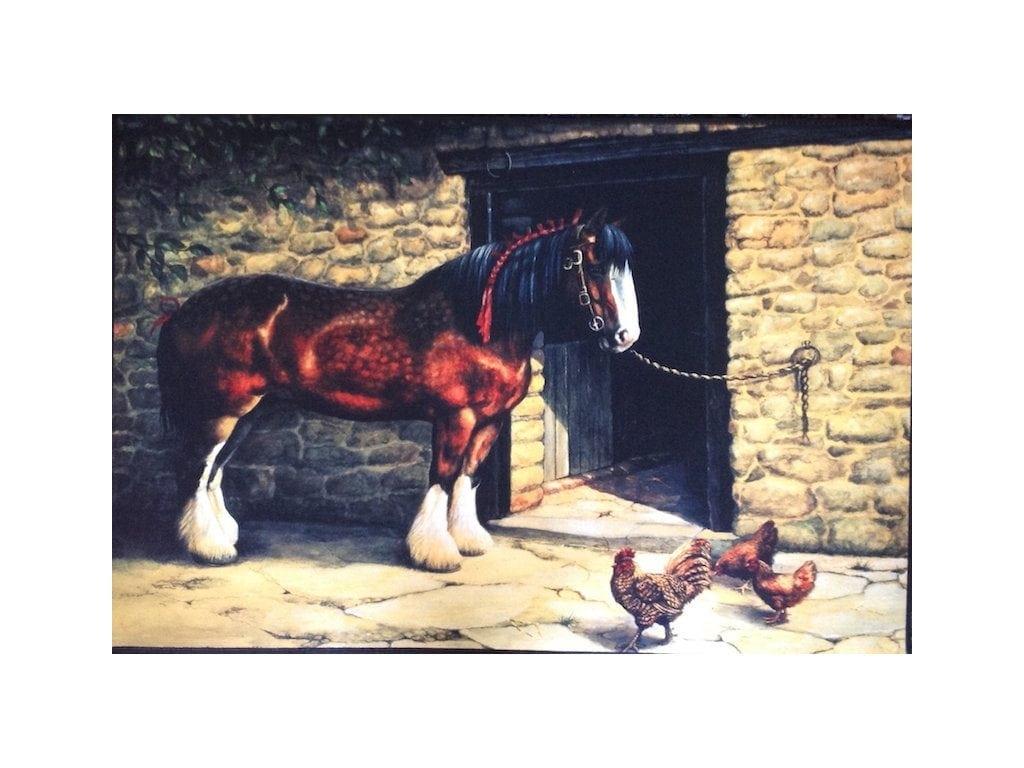 Heavy Horse Indoor / Outdoor Mat