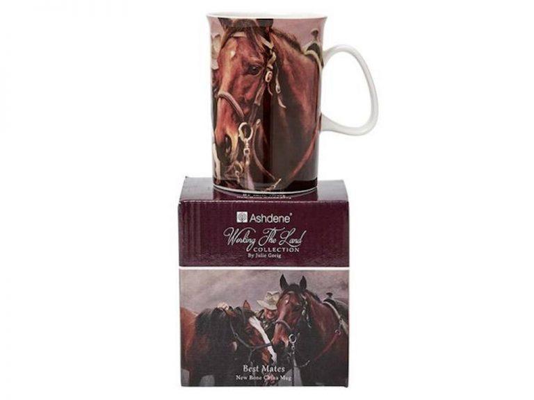 Working the Land Best Mates Coffee / Tea Mug