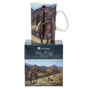 """Working the Land High Country Girl"" Coffee / Tea Mug"