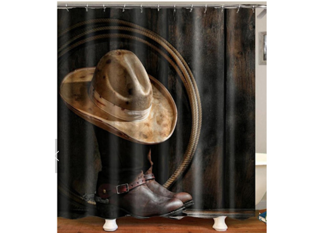 shower-curtain-hat-boots-rope