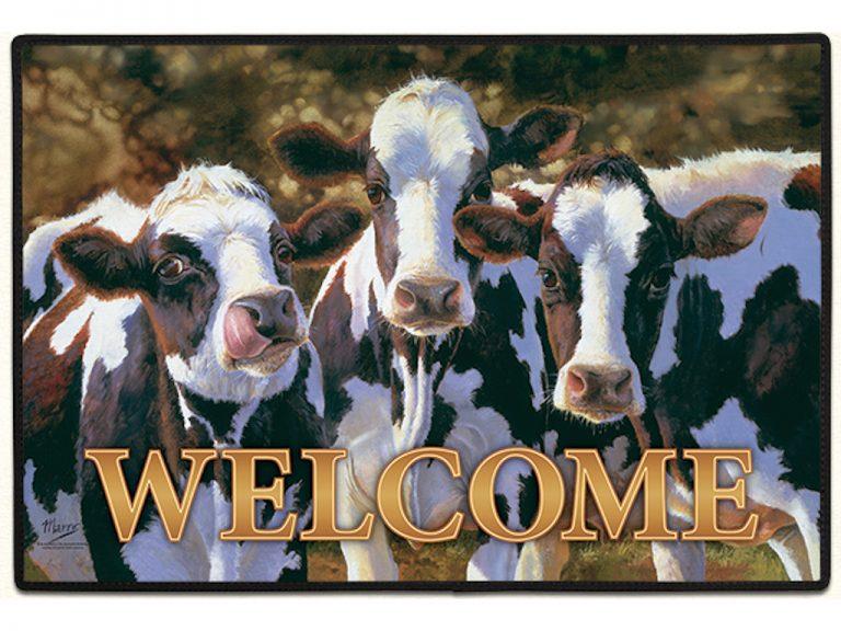 Dairy Queens Indoor / Outdoor Mat