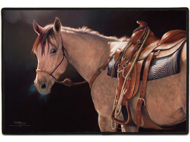 Jack's Night Horse Indoor / Outdoor Mat