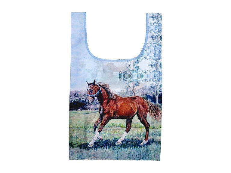 Beauty of Horses Cantering Spirit Shopping Bag