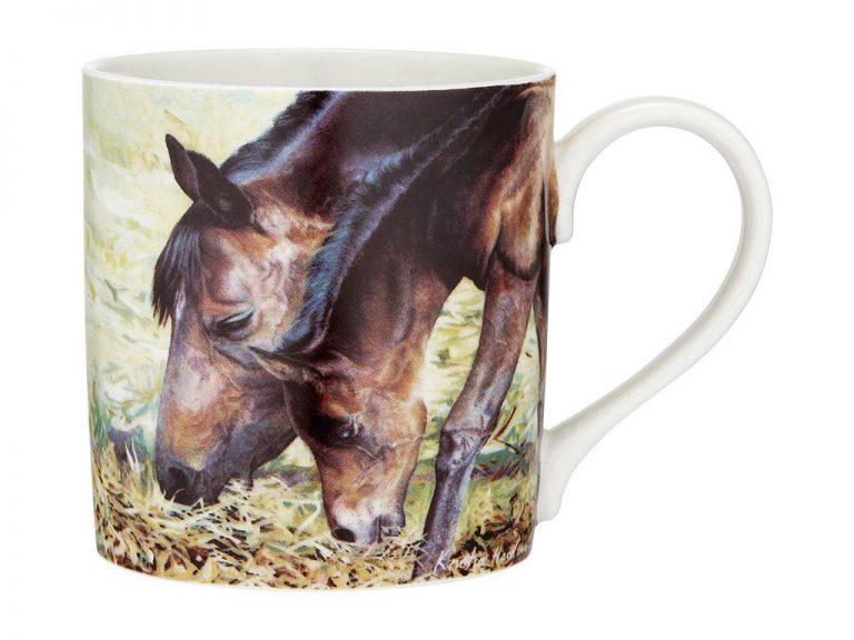Beauty of Horses Morning Graze Coffee Mug