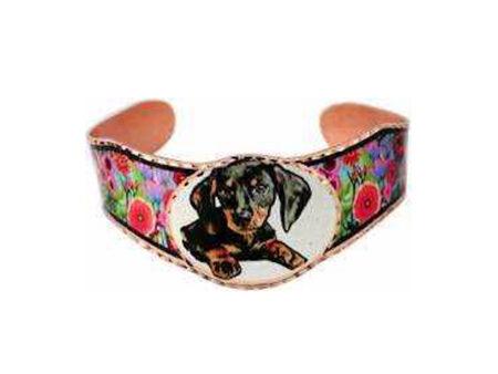 Dachshund Puppy Bracelet